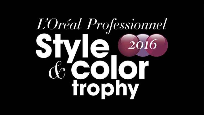 LOreal Style & Color Trophy 2016