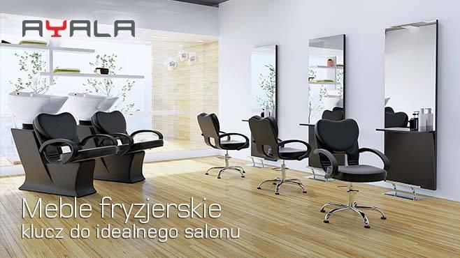 Meble Fryzjerskie Ayala Klucz Do Idealnego Salonu Hair Trendy