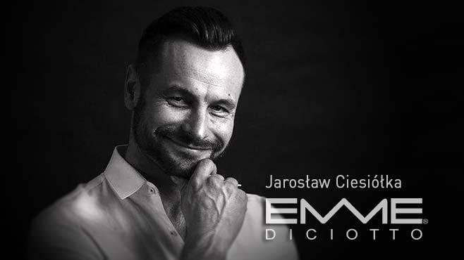 Jarosław Ciesiółka Hair Trendy Portal Dla Fryzjerów Stylistów