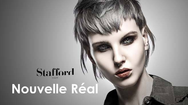 The Stafford Hair Art Team - NOUVELLE REAL