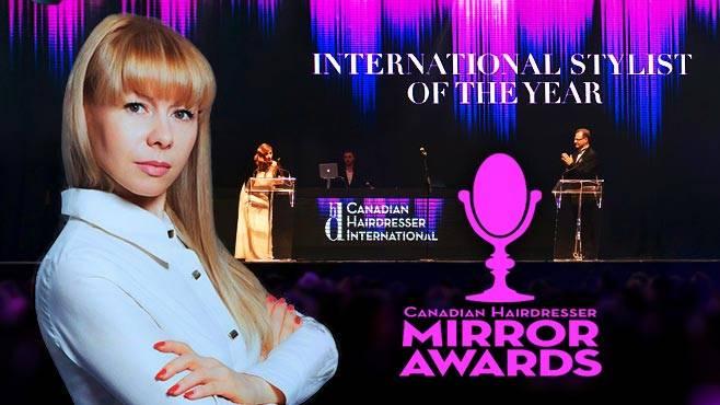 Marta Robak Międzynarodowy Stylista Roku Hair Trendy Portal