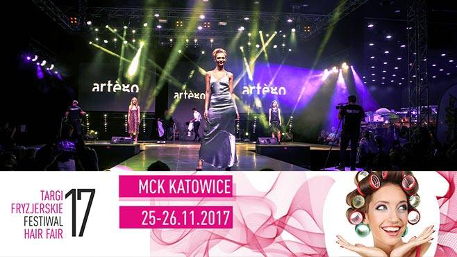WELCOME TO KATOWICE!!! Hair Fair & Beauty Fair 2017