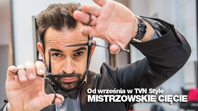 Mistrzowskie Cięcie Z Maciejem Maniewski W Tvn Style Hair