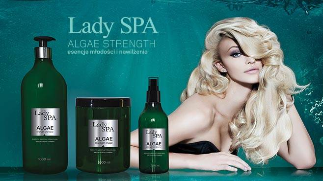 Lady SPA - ALGAE STRENGTH