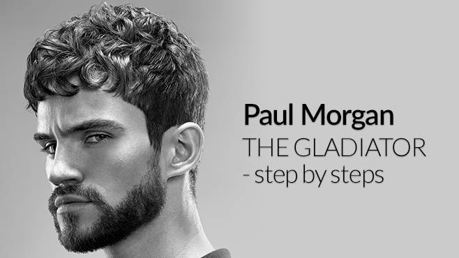 Paul Morgan - The Gladiator - Step by step