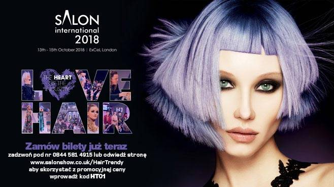 Zamów bilet na Salon International 2018