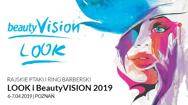 Rajskie ptaki i ring barberski. LOOK i BeautyVISION 2019