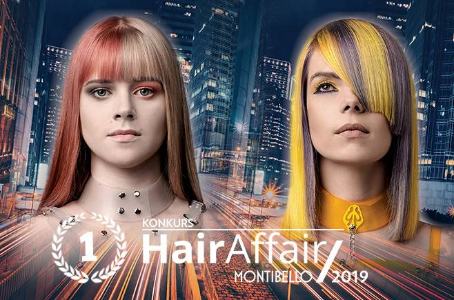 Montibello konkurs Hair Affair 2019 - laureaci