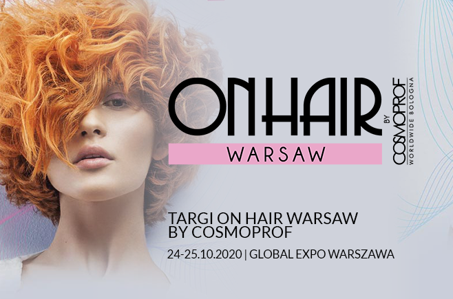 ON HAIR Warsaw by Cosmoprof Worldwide Bologna.
