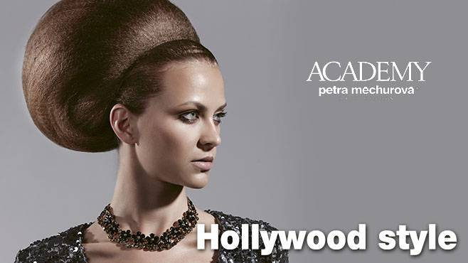 Academy Petra Mechurova - Hollywood style