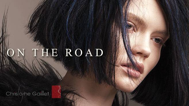 Christophe Gaillet dla LOreal Professionnel - On The Road