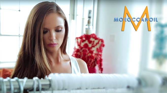 Georgina Chapman - INSPIRED Presented by Moroccanoil