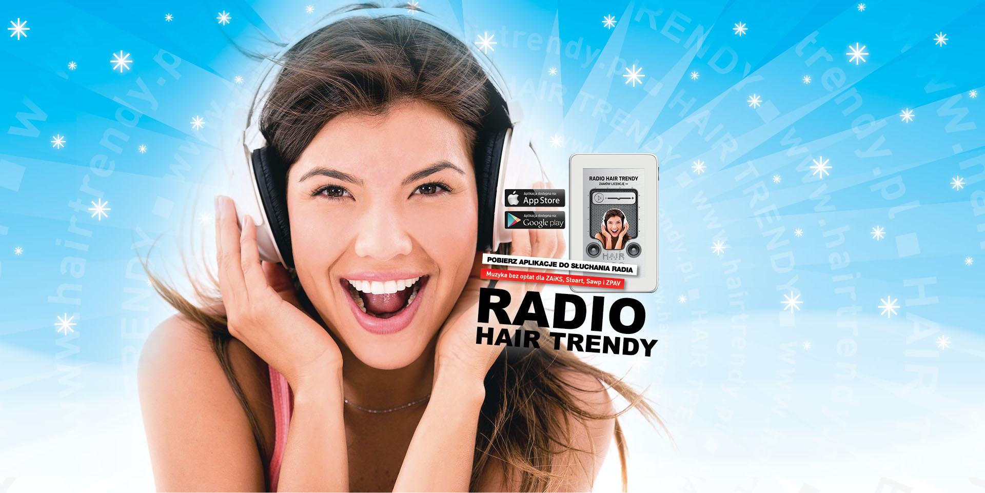Radio internetowe Hair Trendy